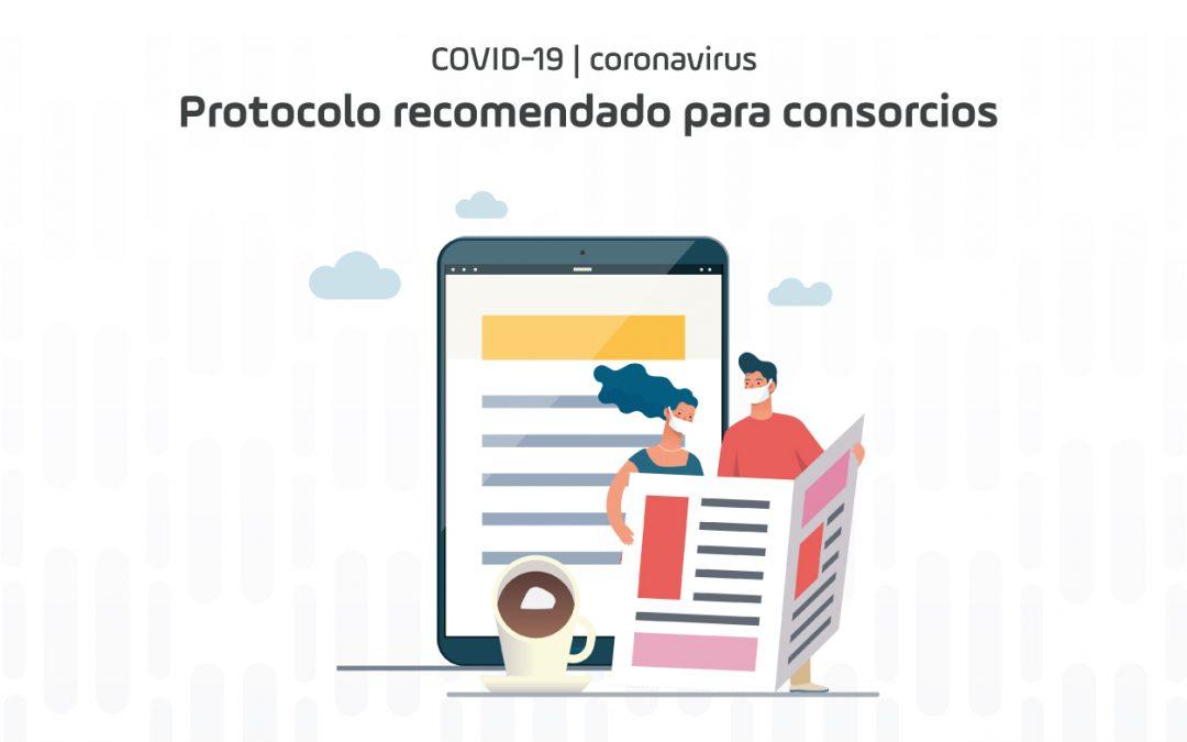 Coronavirus | Protocolo recomendado para consorcios