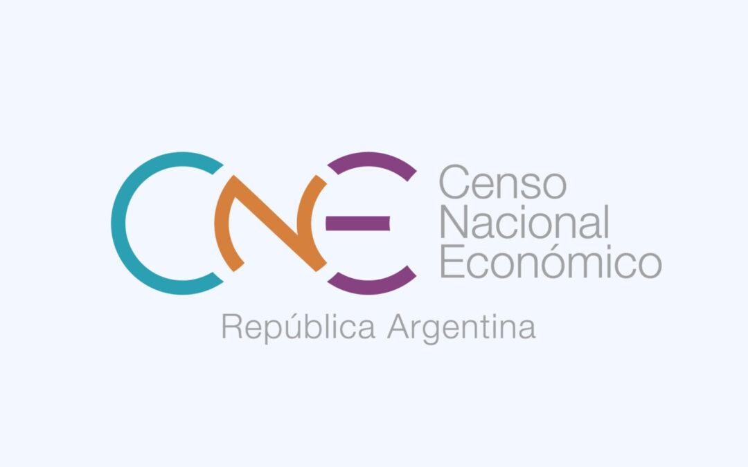 Censo Nacional Económico 2020/2021 – INDEC